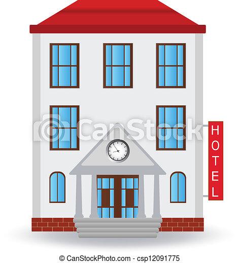 Hotel - csp12091775