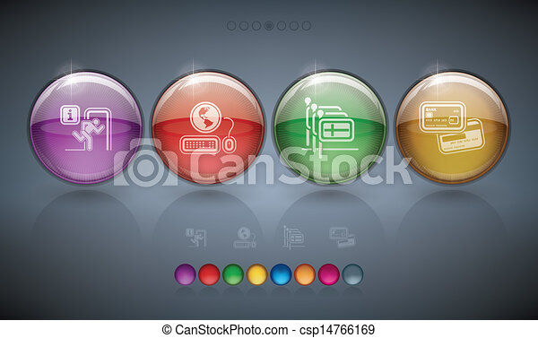 Hotel Related Icons - csp14766169