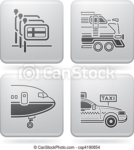 Hotel Related Icons - csp4190854