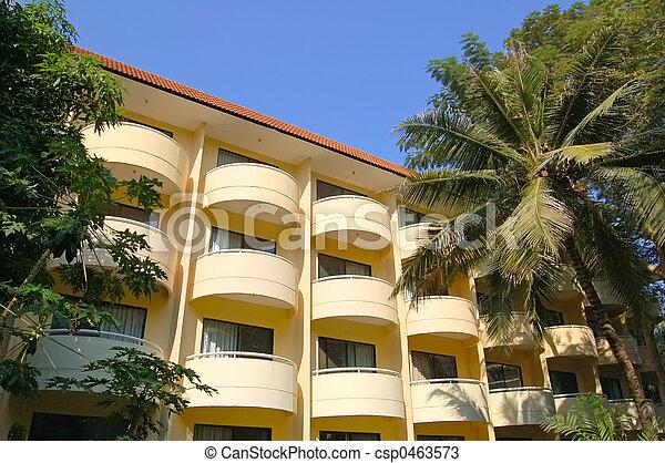 Hotel - csp0463573