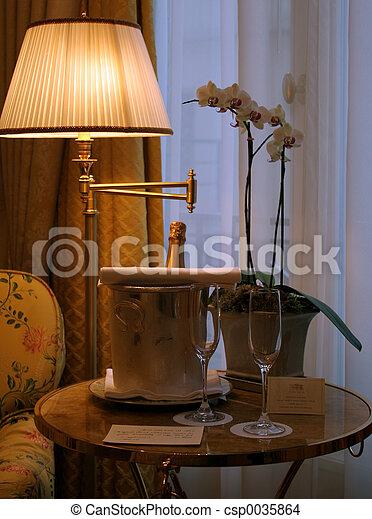 hotelkamer - csp0035864