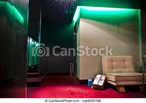 hotel`s lobby - csp9000198