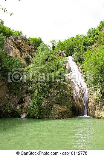 Hotnica waterfall 2 - csp10112778