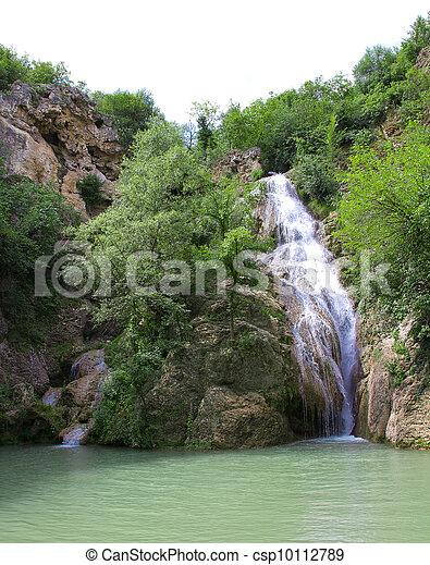 Hotnica waterfall 4 - csp10112789