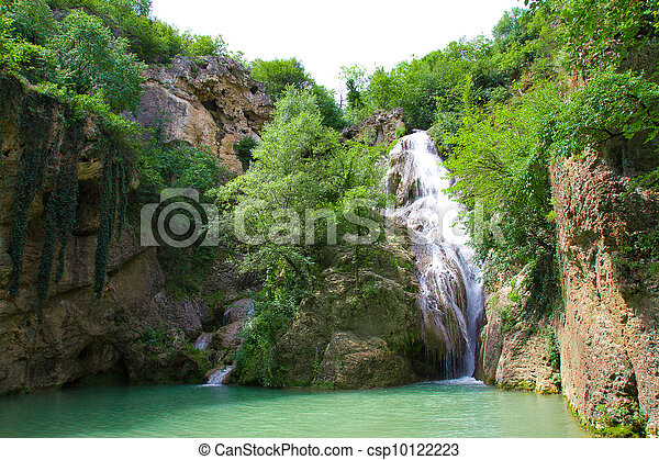 Hotnica waterfall 7 - csp10122223