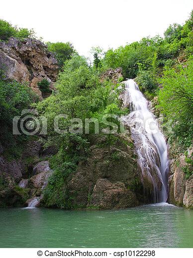 Hotnica waterfall - csp10122298