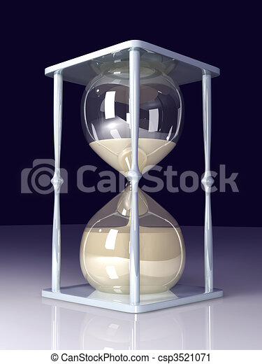 Hour Glass - csp3521071