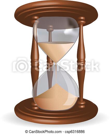 Hourglass - csp6316886