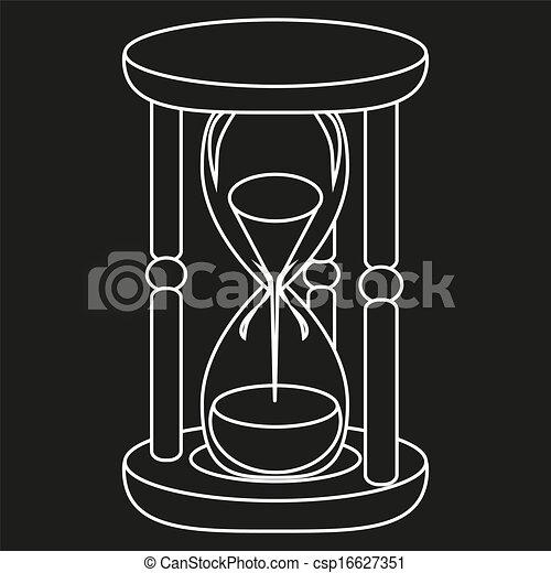 hourglass - csp16627351
