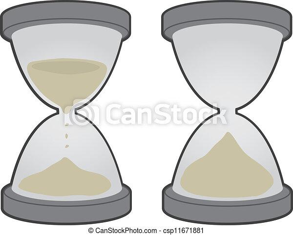 Hourglass - csp11671881