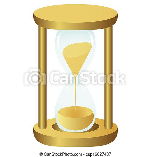 hourglass - csp16627437