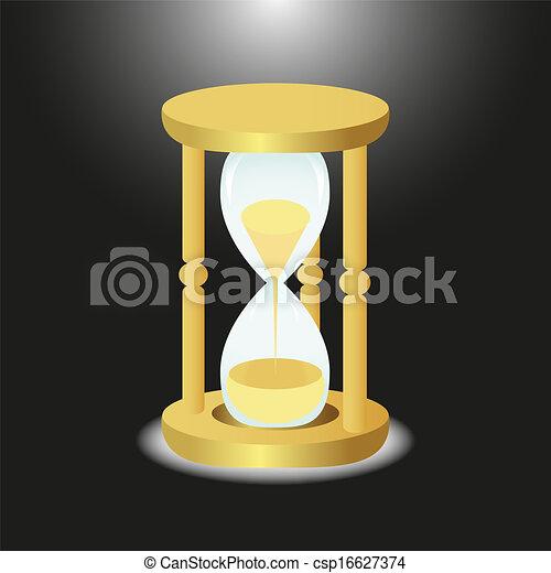 hourglass - csp16627374