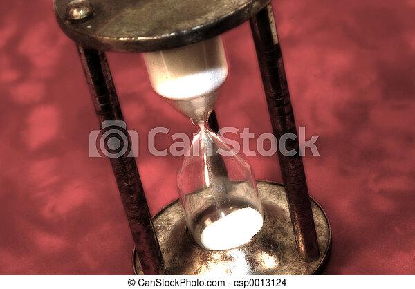 Hourglass - csp0013124