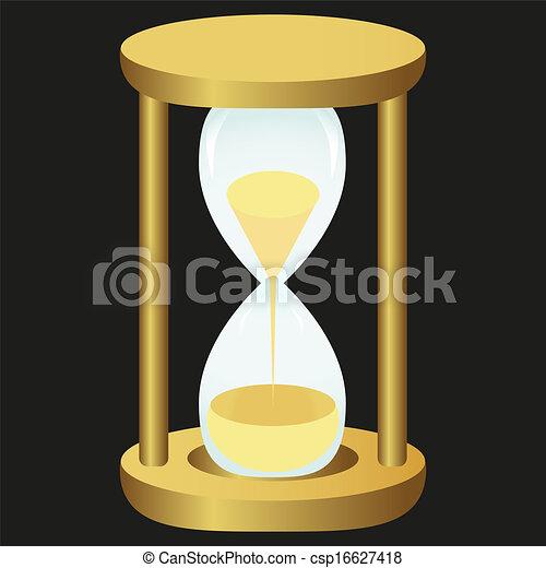 hourglass - csp16627418