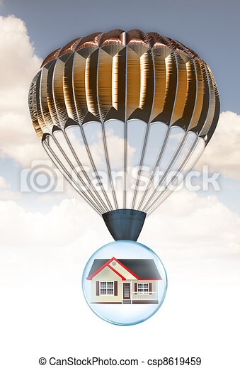 House Bubble - csp8619459