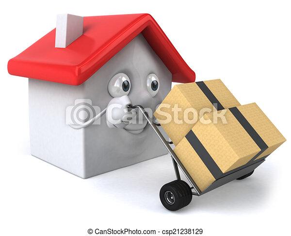 House - csp21238129