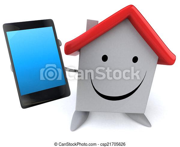 House - csp21705626