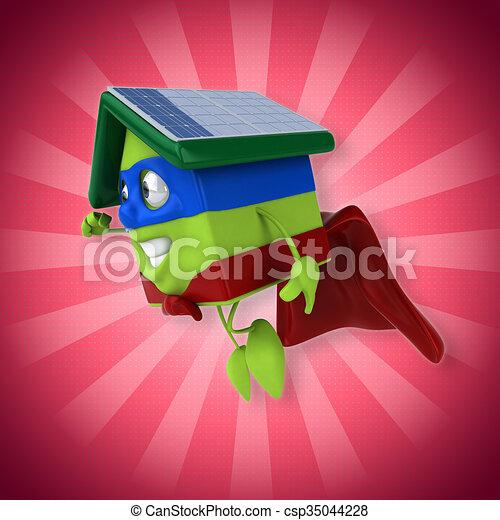 House - csp35044228