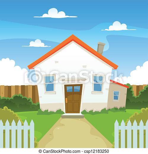 House - csp12183250