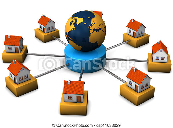 House Connection - csp11033029