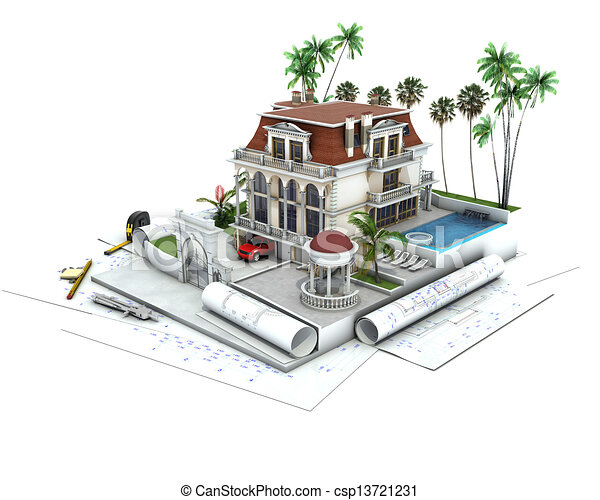 Home Design Drawing Home Design Ideas. House ...