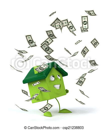 House - csp21238803