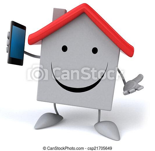 House - csp21705649