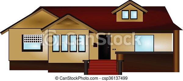 house - csp36137499