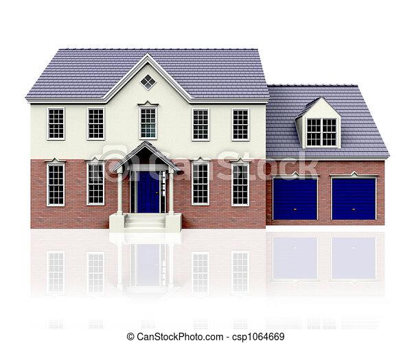 House - csp1064669