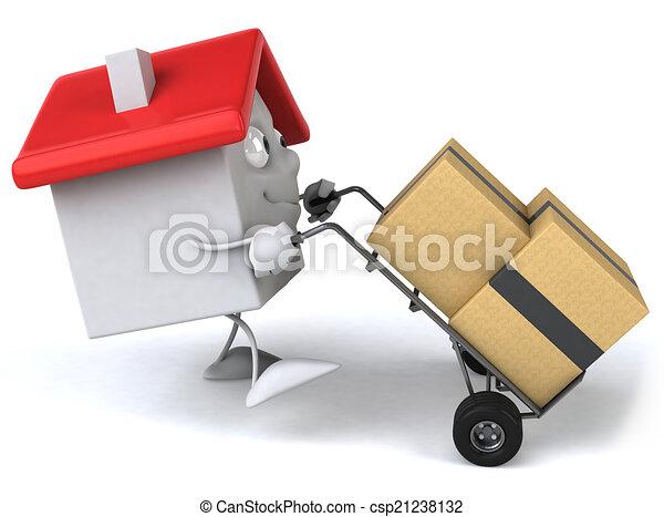 House - csp21238132