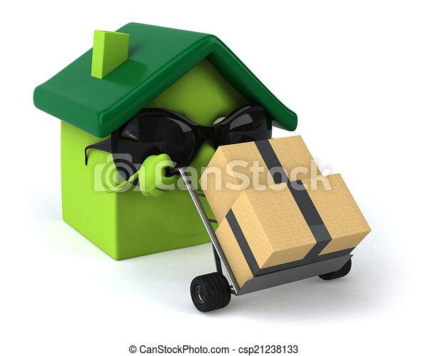 House - csp21238133