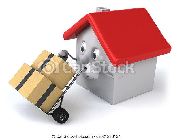 House - csp21238134