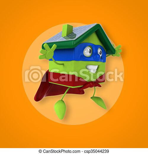 House - csp35044239