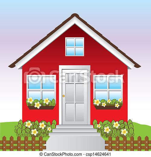 house - csp14624641