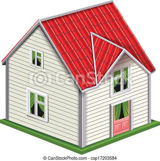 House  - csp17203584