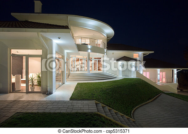 House Exterior - csp5315371