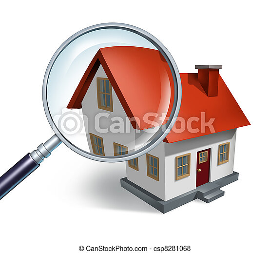 House Hunting - csp8281068