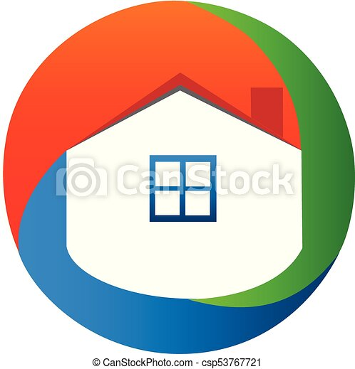 House icon business card logo vector house icon business card logo vector colourmoves