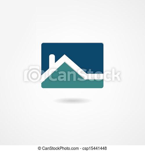 house icon - csp15441448