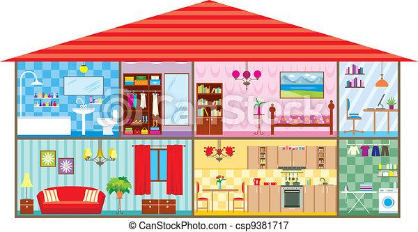 House - csp9381717