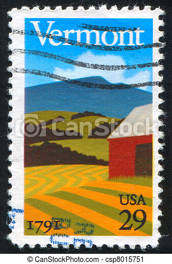 house in the fields - csp8015751