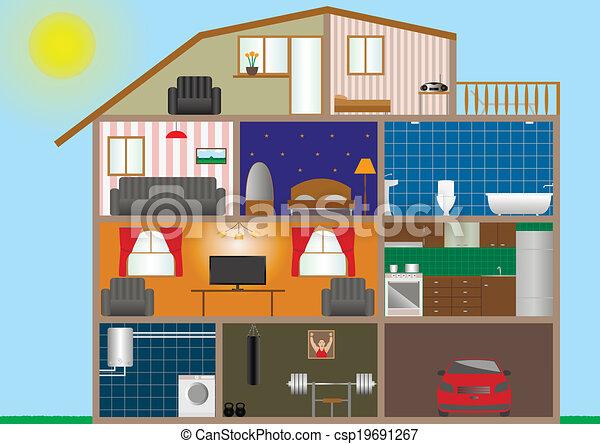 Car Interior Vector Clipart Eps Images. 1,720 Car Interior Clip Art
