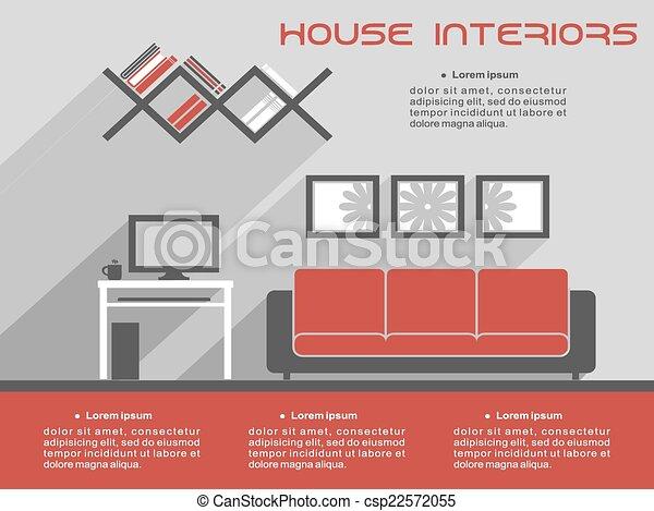 house interior design template house interior design infographic