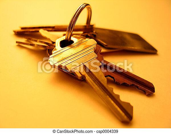 House Key - csp0004339
