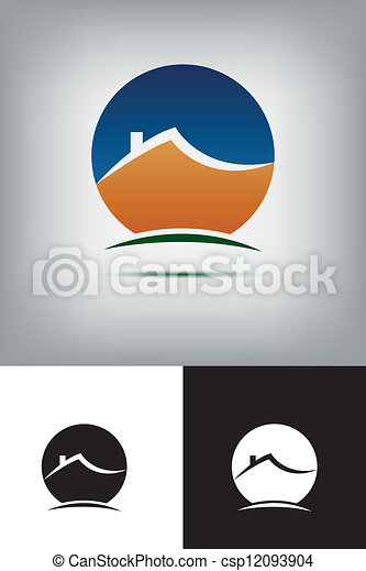 House logo - csp12093904