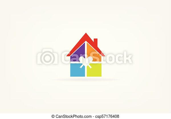 House logo - csp57176408