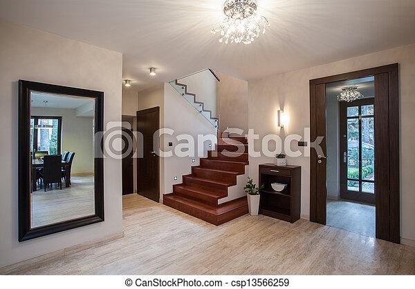 Casa Travertine: pasillo - csp13566259