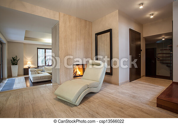 Casa Travertine: pasillo - csp13566022
