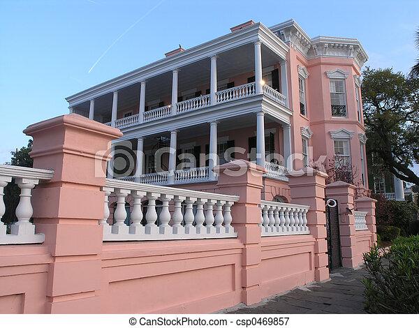 House porch - csp0469857