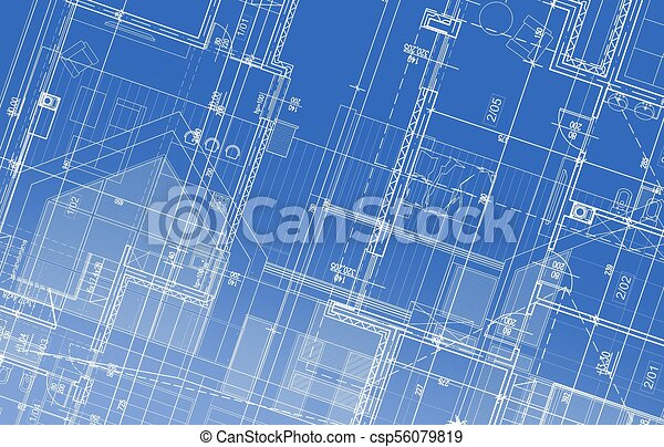 House project blueprint background illustration clipart search house project blueprint csp56079819 malvernweather Image collections